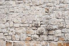 Steinwand backgrond Stockfotografie