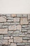 Steinwand backgrond Lizenzfreie Stockfotografie