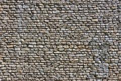 Steinwand-Beschaffenheit Lizenzfreies Stockbild