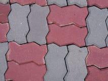 Steinwand-Beschaffenheitsfoto Lizenzfreie Stockbilder