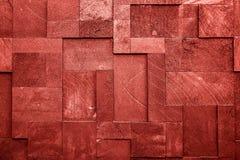 Steinwand-Beschaffenheitshintergrund mit verschiedenen Blöcken lizenzfreie stockfotografie