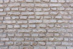 Steinwand des alten Ziegelsteines Lizenzfreie Stockfotografie