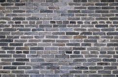 Steinwand des modernen Ziegelsteines Lizenzfreie Stockbilder