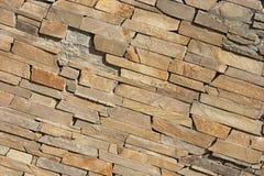 Steinwand, Hintergrund Lizenzfreie Stockbilder