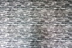 Steinwand im Raum am Erholungsort lizenzfreies stockfoto