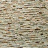 Steinwand-Muster Lizenzfreies Stockbild