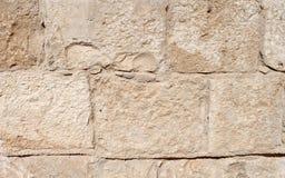 Steinwand-Ziegelsteine Lizenzfreies Stockbild