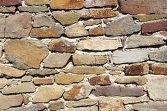 Steinwandbeschaffenheit Lizenzfreie Stockfotografie