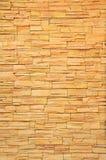 Steinwandbeschaffenheit und -hintergrund Lizenzfreies Stockfoto