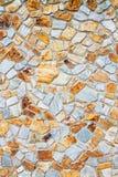 Steinwandbeschaffenheit und -hintergrund Lizenzfreie Stockfotografie