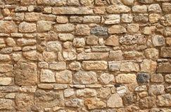 Steinwanddekoration Lizenzfreie Stockfotos
