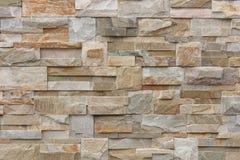 Steinwandhintergrund Lizenzfreie Stockbilder
