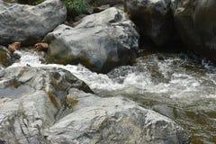Steinwasserfall Stockfotos