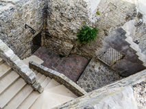 Steinwände Stockbilder