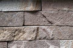 Steinziegelstein Stockfotos