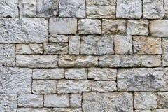 Steinziegelsteinwandbeschaffenheit Stockfotografie