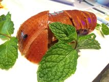 stek för beijing kinesisk andrestaurang Royaltyfri Bild