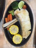 Stek w japońskim stylu Obrazy Royalty Free