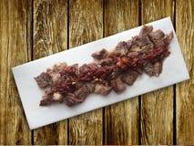 Stek wołowina Obrazy Royalty Free