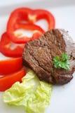 stek wołowiny Obrazy Stock