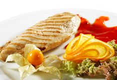 stek z kurczaka, Zdjęcia Royalty Free