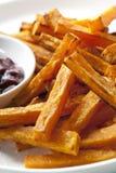 steker potatissötsaken Royaltyfria Bilder