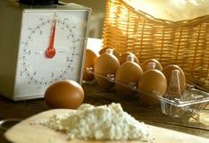 stekhet ingrediens Arkivbilder