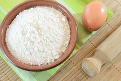 stekheta normala ingredienser Royaltyfria Foton