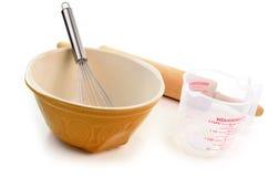 Stekheta utensils Fotografering för Bildbyråer