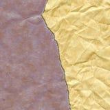 Stekhett papper Arkivbild