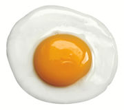 stekt ägg Royaltyfri Fotografi