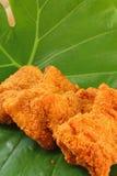 Stekt kyckling Royaltyfria Foton