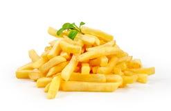 stekt potatis Arkivfoton