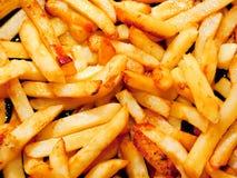 stekt potatis arkivfoto