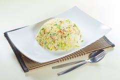 stekt rice Arkivfoto