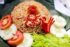 stekt ricespecial Royaltyfri Bild