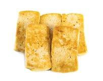 stekt tofu Royaltyfri Bild