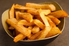 stekte potatisar Royaltyfria Bilder