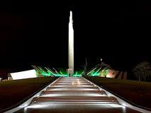 Stela Μινσκ - πόλη ηρώων στοκ εικόνες με δικαίωμα ελεύθερης χρήσης