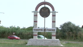Stela de Pomorie, Bulgaria metrajes