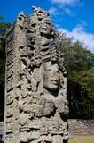 Stela maya A, ¡ n, Honduras di Copà Fotografia Stock Libera da Diritti