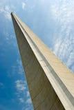 Stele del memoriale della seconda guerra mondiale fotografie stock libere da diritti