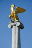 Stele Kerch - hero city Royalty Free Stock Photography