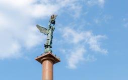 Stele Marine Glory de la Russie Novorossiysk Photos libres de droits