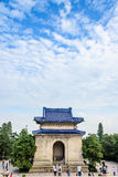 The Stele Pavilion Stock Photography