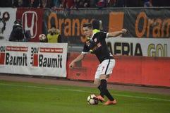 Steliano Filip-Dinamo Bucarest Photos libres de droits