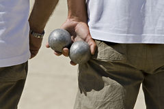 Stell balls stock photography