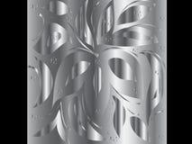 Stella d'argento Fotografia Stock Libera da Diritti