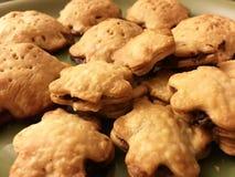Stella del biscotto fotografie stock