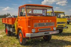 Stella 28 del camion Fotografie Stock